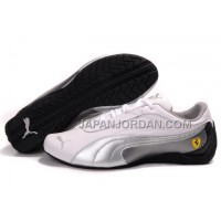 Mens Puma Drift Cat II Ferrari White Grey Black 送料無料