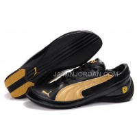 Mens Puma Drift Cat II SF Black Golden 送料無料