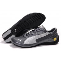 Mens Puma Drift Cat II SF Grey White Black 送料無料