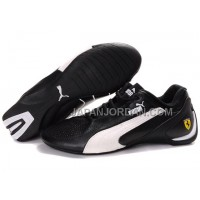 オンライン Mens Puma Fluxion II Black White