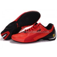 オンライン Mens Puma Fluxion II Red Black