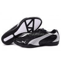 Mens Puma Future Cat 0118 Black White 格安特別