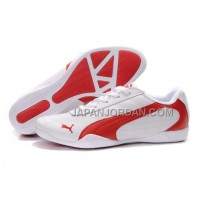 格安特別 Mens Puma Future Cat 0118 White Red