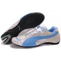 オンライン Mens Puma Future Cat Carve Blue White