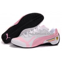 格安特別 Mens Puma Future Cat Low 829 White Pink