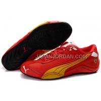 格安特別 Mens Puma Kimi Raikkonen Red Yellow