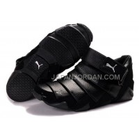 格安特別 Mens Puma Mummy High Shoes Black
