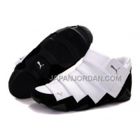 格安特別 Mens Puma Mummy High Shoes White Black