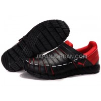格安特別 Mens Puma Mummy II Black Red