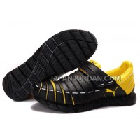 格安特別 Mens Puma Mummy II Black Yellow