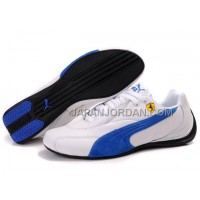 格安特別 Mens Puma Pace Cat 691 White Blue