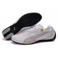 割引販売 Mens Puma Pace Cat 691 White Gray