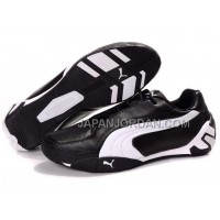 割引販売 Mens Puma Tour Cat Lo L Black White