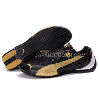 割引販売 Mens Puma Wheelspin Black Golden