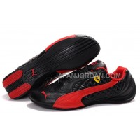 オンライン Mens Puma Wheelspin Black Red