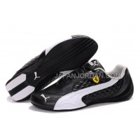 オンライン Mens Puma Wheelspin Black White
