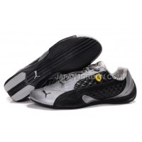 オンライン Mens Puma Wheelspin Grey Black