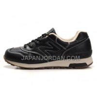 New Balance 1400 Leather Mens Black Cream Coloured Shoes 新着