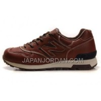 New Balance 1400 Leather Mens Brown Cream Coloured Shoes 新着