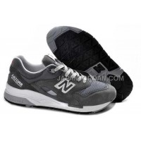 New Balance 1600 Abzorb Mens Grey White ホット販売