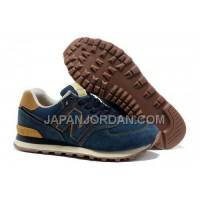 割引販売 New Balance 574 Mens Blue