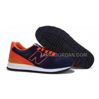 割引販売 New Balance 996 Classics Mens Navy Orange