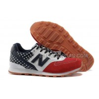 New Balance 996 Classics USA Womens Navy White Red ホット販売