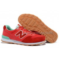 New Balance 996 Classics Womens Red New Green ホット販売