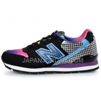 New Balance 996 Womens Black Deep Purple ホット販売