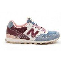 New Balance 996 Womens Blue Brown ホット販売