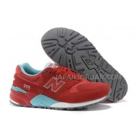 New Balance 999 Womens Red Blue ホット販売