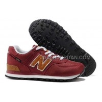 New Balance Backpack 574 Maroon Mens Brown 割引販売