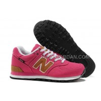 送料無料 New Balance Backpack 574 Womens Pink