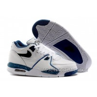 "Nike Air Flight '89 ""Obsidian Blue"" White/Dark Obsidian-Brigade Blue Shoes For Sale"