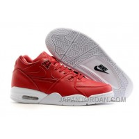 NikeLab Air Flight 89 Gym Red/White-Gym Red Discount