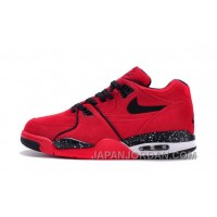 Nike Air Jordan Air Flight 89 Red Suede Women/Men Best
