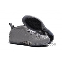 "2018 Nike Air Foamposite One Premium ""Wolf Grey"" Top Deals"