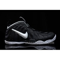 "2018 Nike Air Foamposite Pro ""Dr. Doom"" Black-White For Sale Discount"