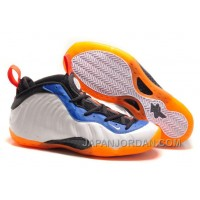 "Nike Air Foamposite One ""Knicks Home"" Authentic"