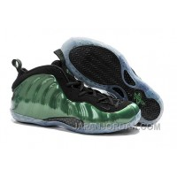 Nike Air Foamposite One Metallic Green For Sale Free Shipping
