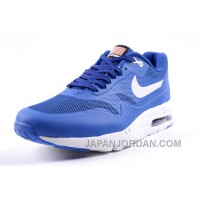 Nike Air Max 87 1 American Flag Women Men Blue 36-45 Online