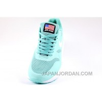 Nike Air Max 87 1 American Flag Women Sky Blue Top Deals