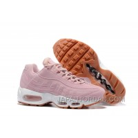 Nike Air Max 95 2017 Spring New Pink Women Authentic