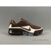 NIKE AIR VAPORMAX FLYKNIT 2018 Brown White Best