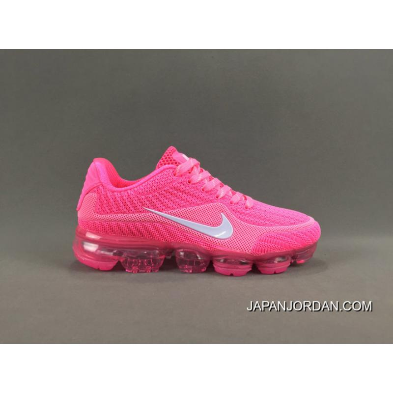 NIKE AIR VAPORMAX FLYKNIT 2018 Pink Cheap To Buy 31da4f771