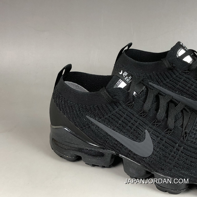 low priced 8a619 847f1 Women Top Deals Nike Air VaporMax 3.0 Triple Black, Price ...