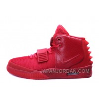 "Nike Air Yeezy 2 ""Red October"" Glow In The Dark Discount"