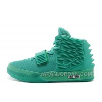 "Nike Air Yeezy 2 ""Green Lantern"" Glow In The Dark Discount"