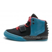 "Nike Air Yeezy 2 ""South Beach"" Glow In The Dark Sole Cheap To Buy"