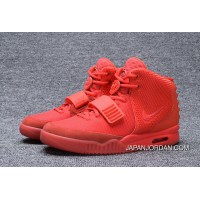 Online NIKE AIR YEEZY 2 II RED OCTOBER 508214-660 2